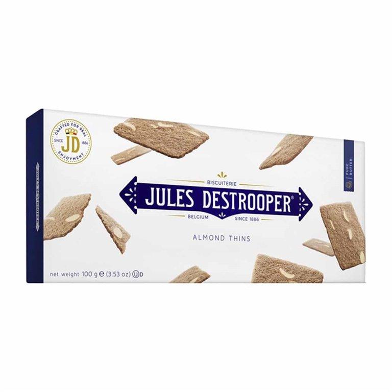 Galletas con almendras 100 g Jules Destrooper