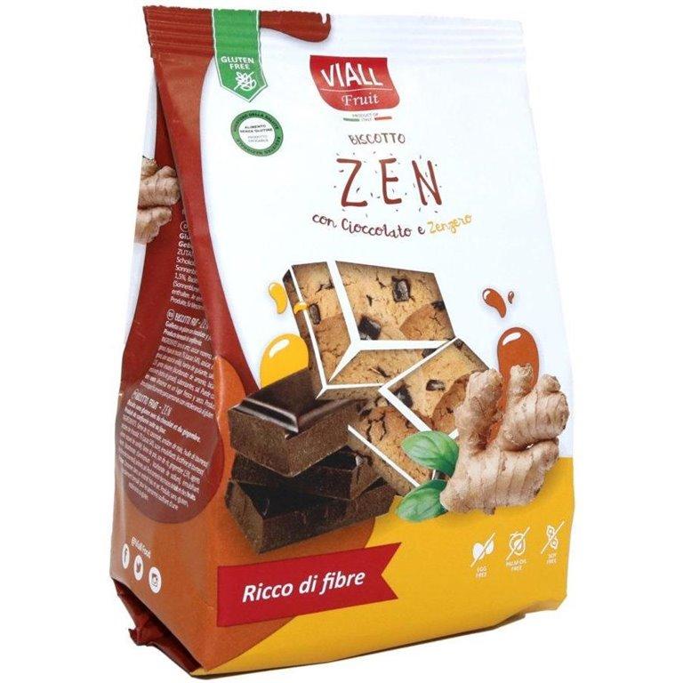 Galletas con Chocolate y Jengibre Sin Gluten 200g, 1 ud