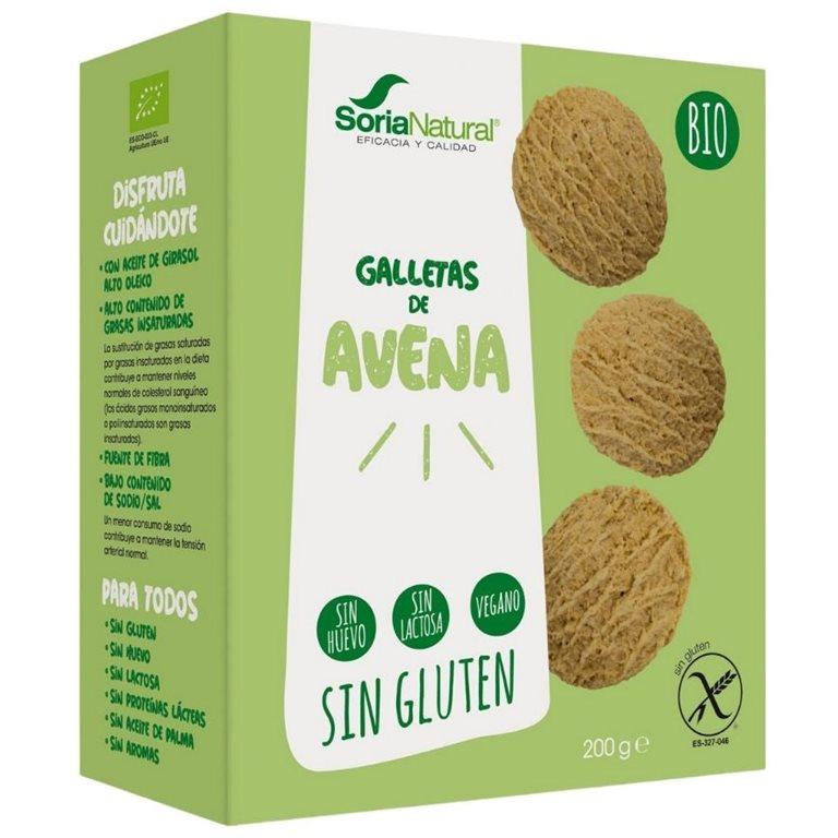 Galletas de Arroz Sin Gluten Bio 200g