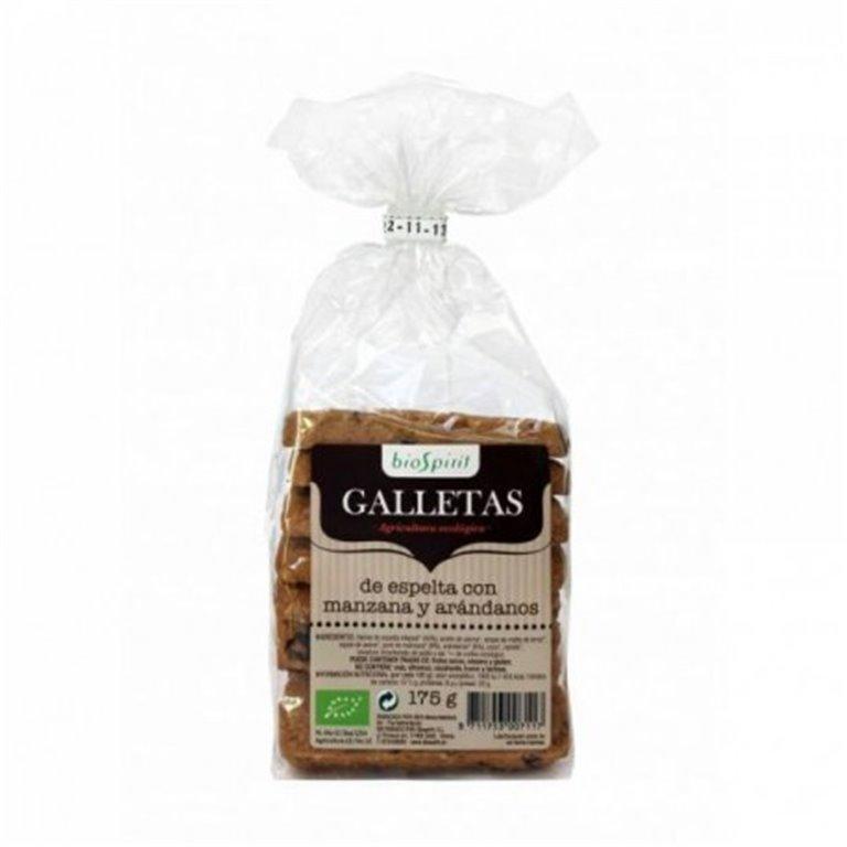 Galletas De Espelta Manzana/Arandano, 1 ud