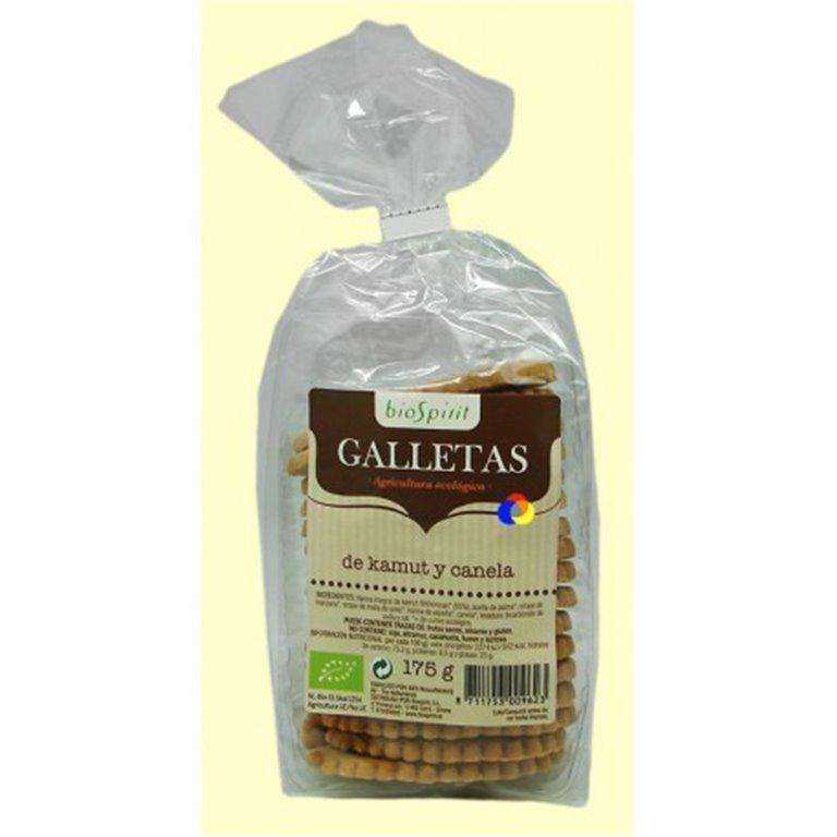 Galletas De Kamut Y Canela