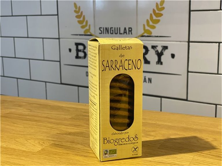 Galletas de Sarraceno Biogredos