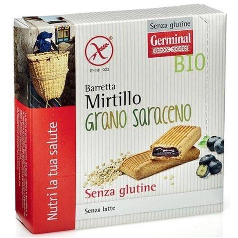 Galletas de Trigo Sarraceno con Arándanos Sin Gluten Bio 200g, 1 ud