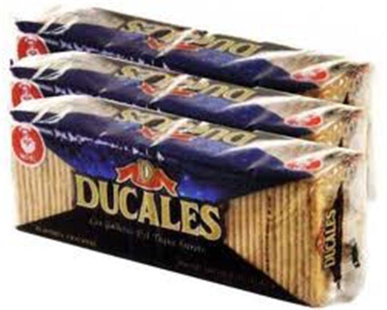 GALLETAS DUCALES NOEL X 312GRS