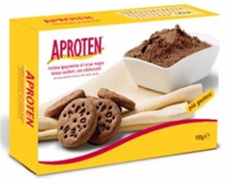 Galletas Frollini con Chocolate Bajos en Proteína (Sin Azúcar) 180g