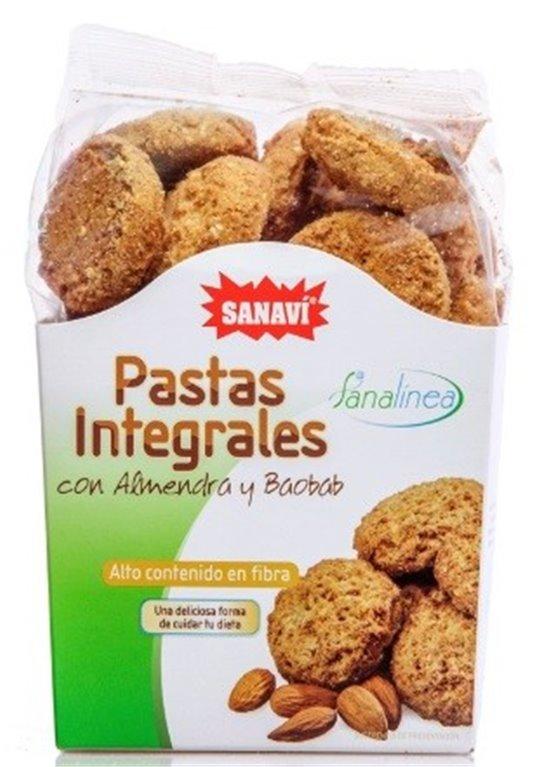 Galletas Integrales con Avena y Baobab 300g