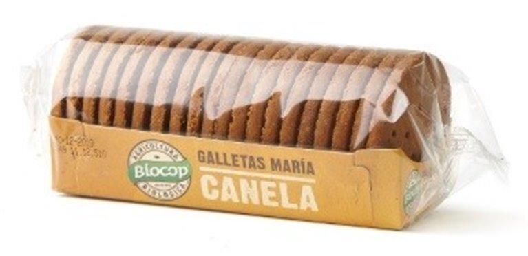 Galletas María con Canela Bio 200g, 1 ud