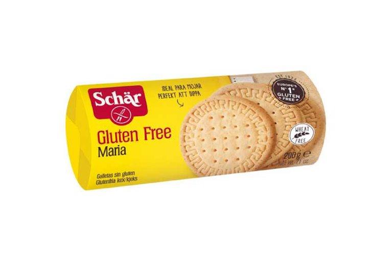 Galletas María sin gluten de Schar