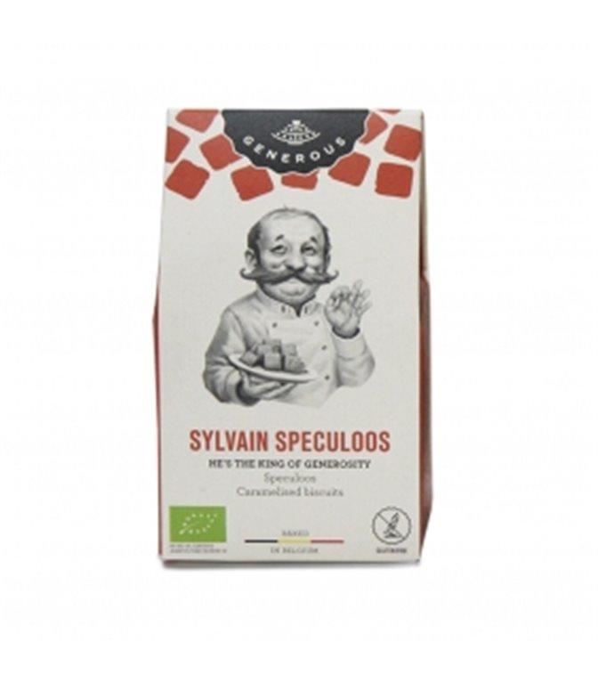 Galletas Mini Sylvain Speculoos 28gr. Generous. 16un.