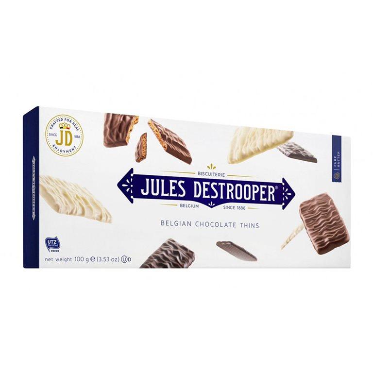 Galletas Recubiertas de 3 Chocolates, 1 ud