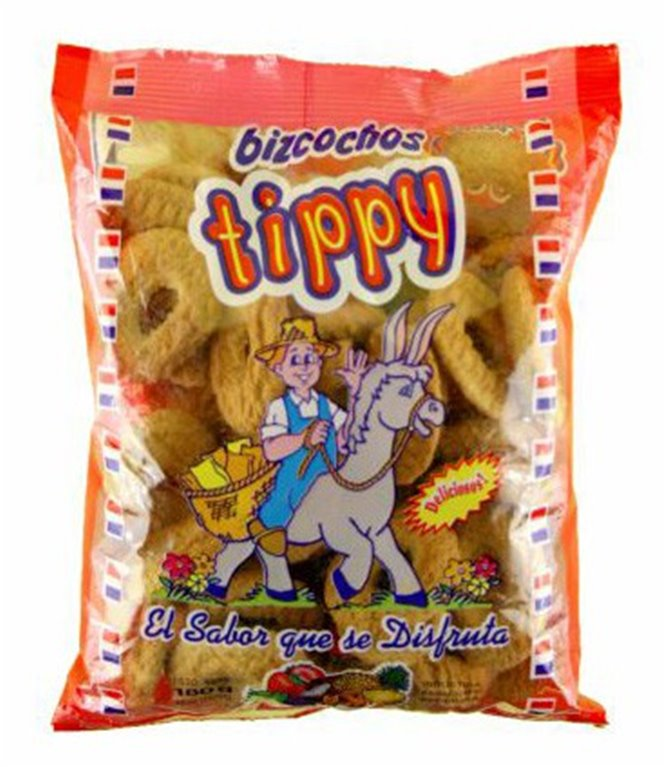 GALLETAS TIPPY 180 GR