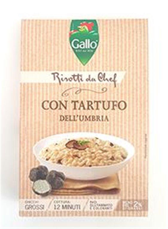 Gallo Risotto al  Tartufo ( Trufa Umbria)