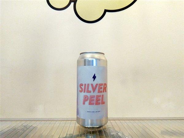 Garage Beer Silver Peel