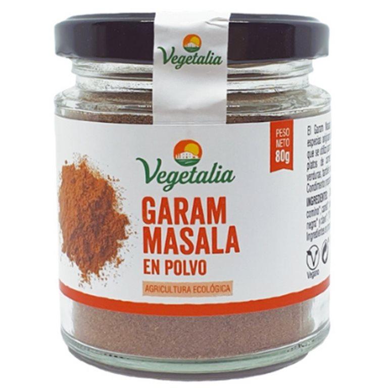 Garam Masala en Polvo Bio 80g, 1 ud