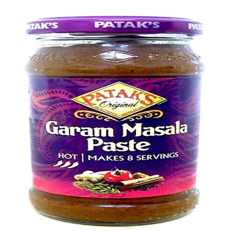 Garam Masala pasta de curry Patak's