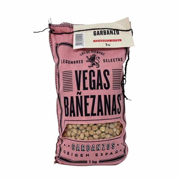 Garbanzo Categoría Extra 1kg Vegas Bañezanas
