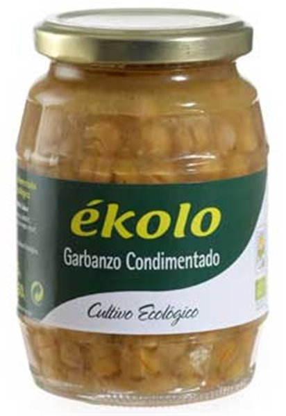 Garbanzo Condimentado