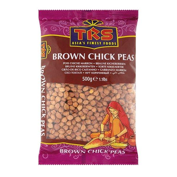 Garbanzo Marrón Tostado (Brown Chick Peas) 500g