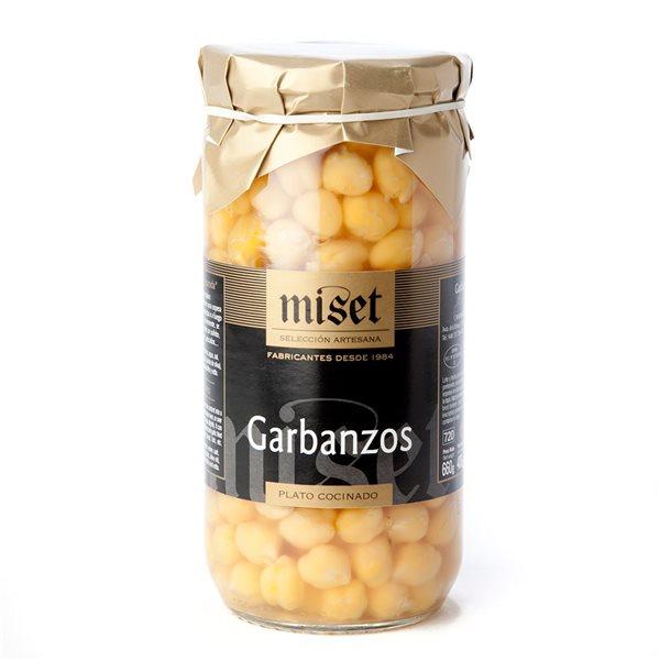 """Garbanzo natural """"Miset"""""""