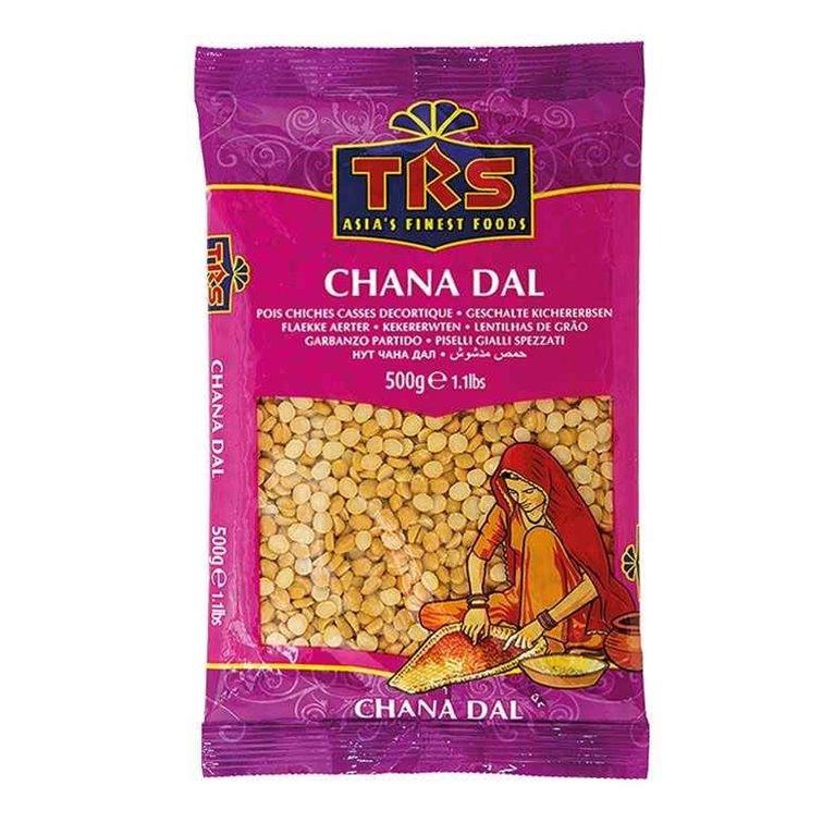 Chana Dal (Garbanzos Partidos) 1kg