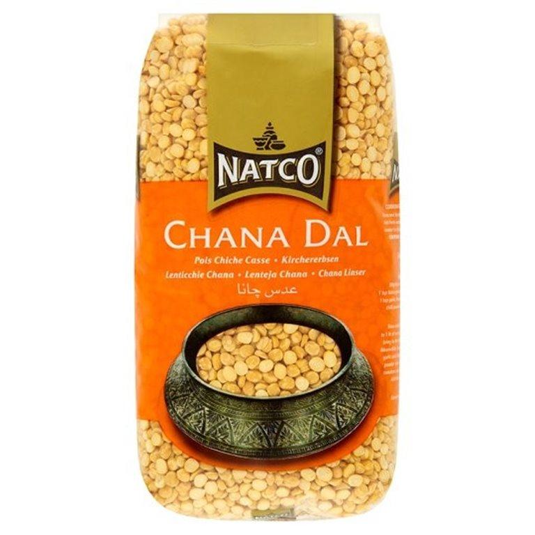 Garbanzo Partido (Chana Dal) 2kg