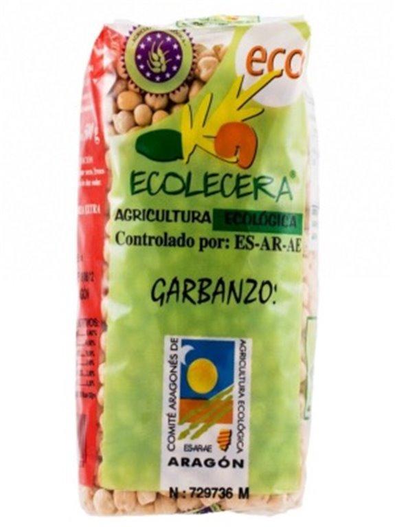 Garbanzo pedrosillano ecológico Ecolecera, 1 ud