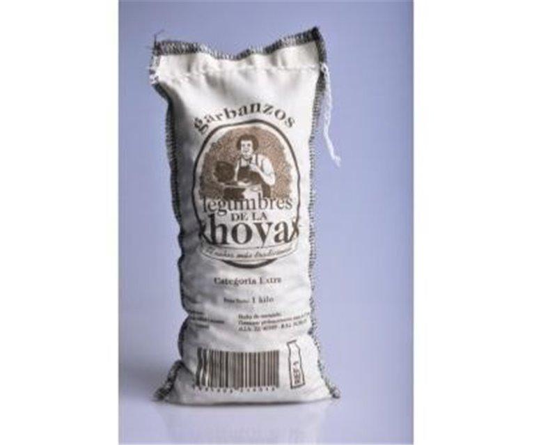 Garbanzos pedrosillano de la Hoya