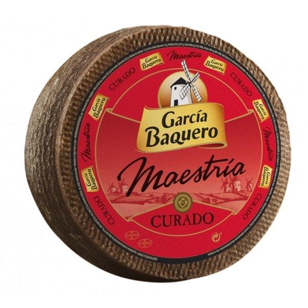 García Baquero - Queso cuado