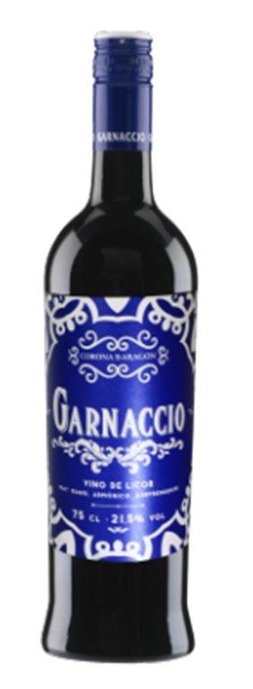 Garnaccio vino de licor