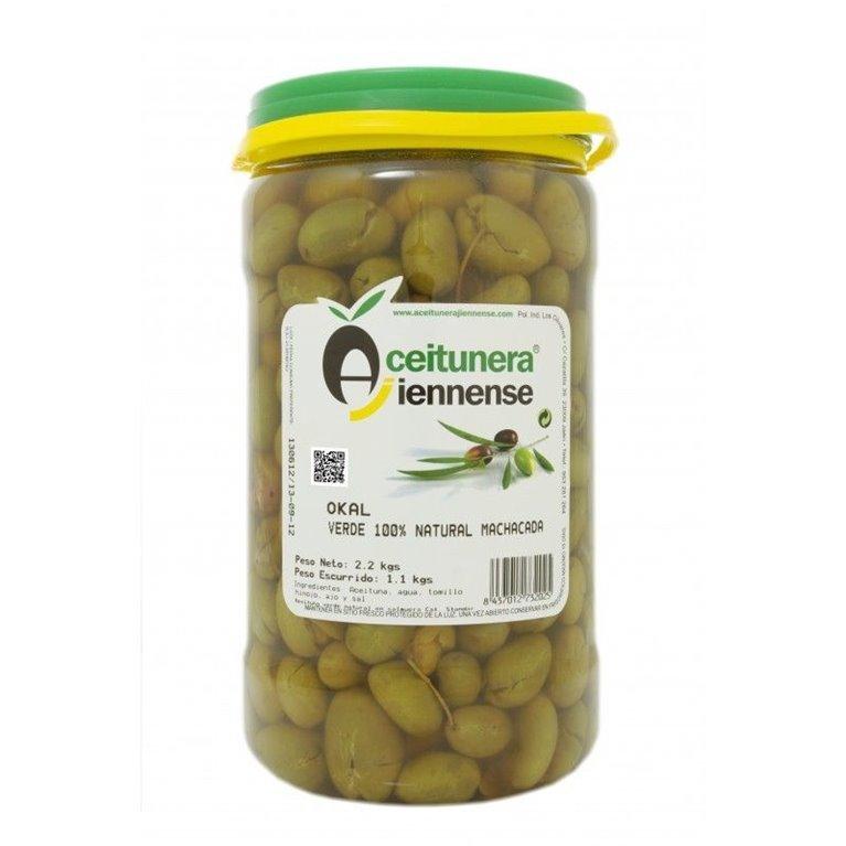 Aceitunas Okal. 1,1 Kg