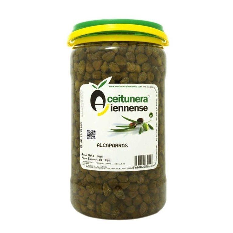 Alcaparras. 800 gr., 1 ud