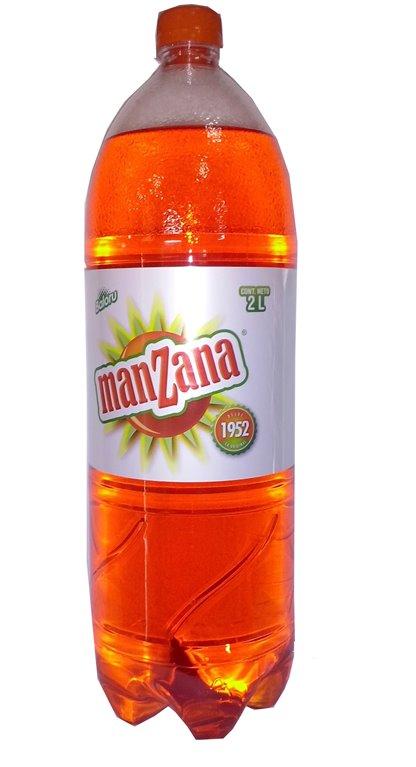 GASEOSA MANZANA ORIGINAL X 2L