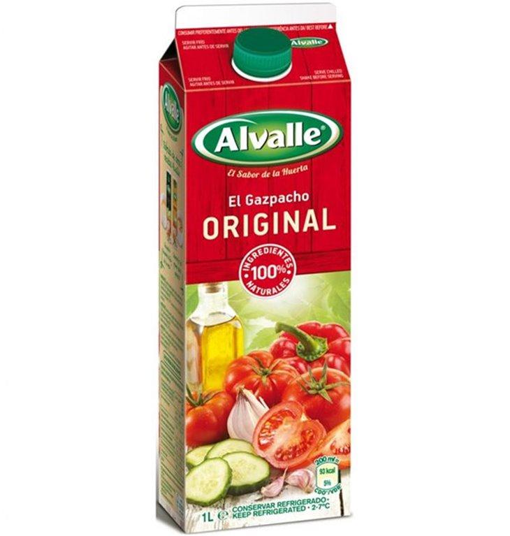 Gazpacho Alvalle, 1 ud