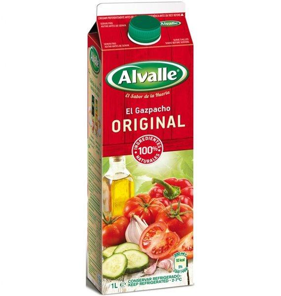 Gazpacho Alvalle