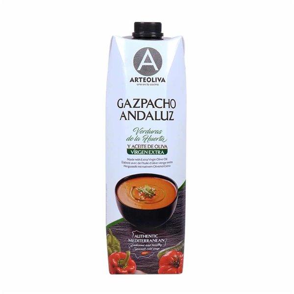 Gazpacho Andaluz 1L Arteoliva