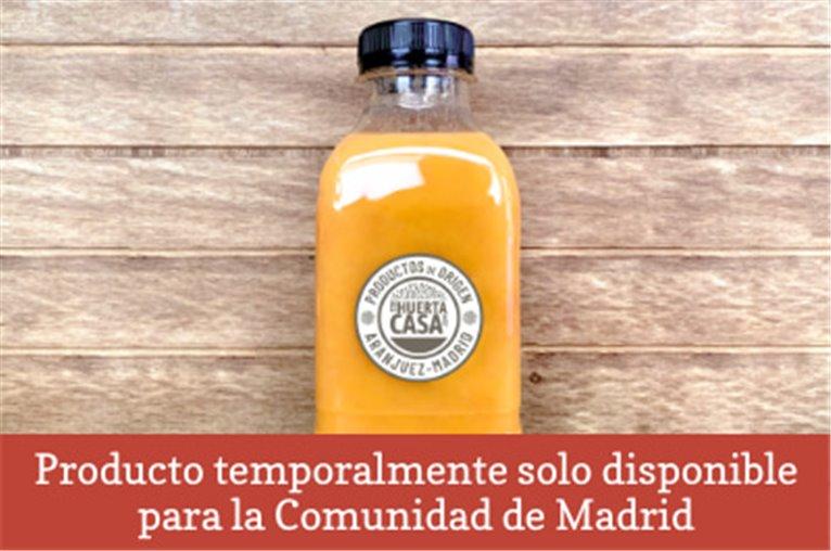 Gazpacho andaluz casero con productos delahuertacasa