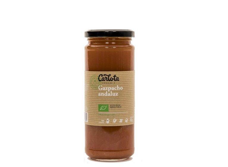 Gazpacho de remolacha, 450 gr
