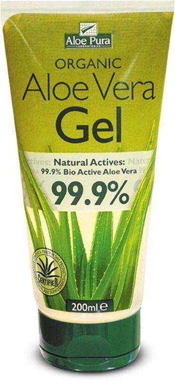 Gel de Aloe Vera 99,9%, 1 ud