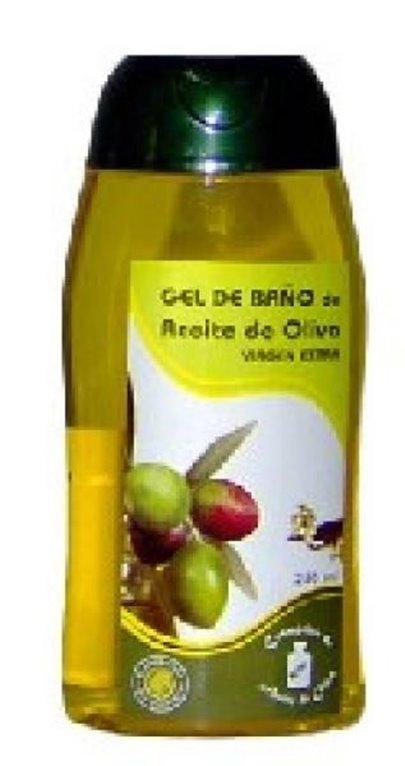 Gel de baño y ducha aceite de oliva virgen extra