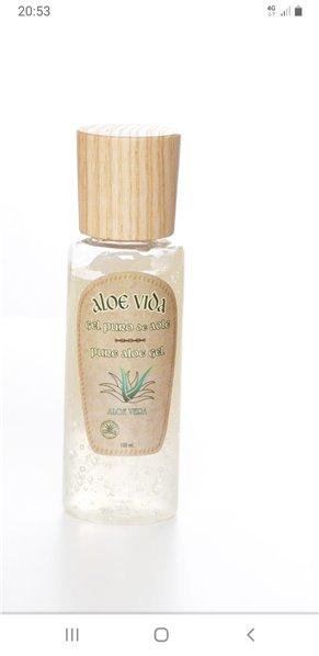 Gel Puro de Aloe-REGENERADOR