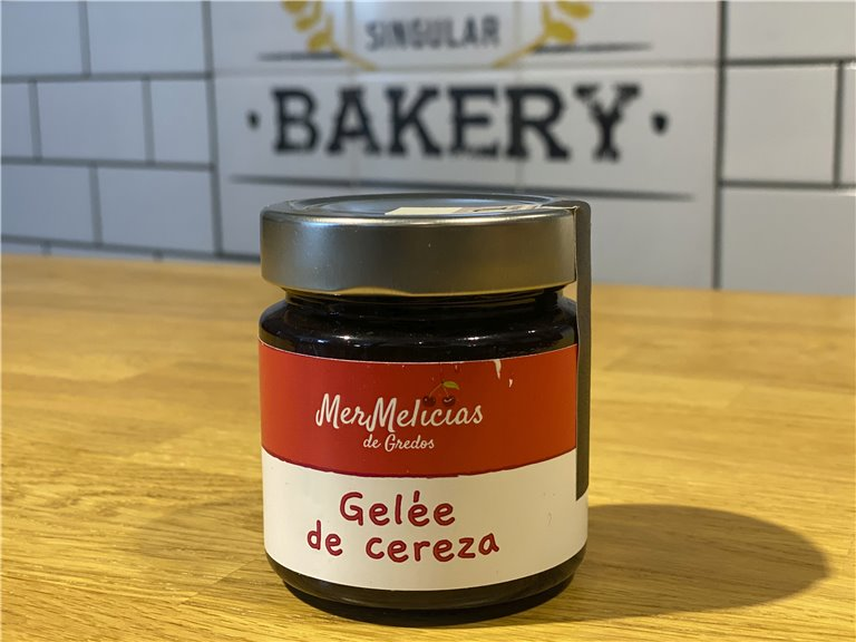 Gelée de Cereza - Mermelicias de Gredos