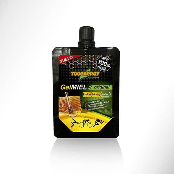 GelMiel. Producto energético natural