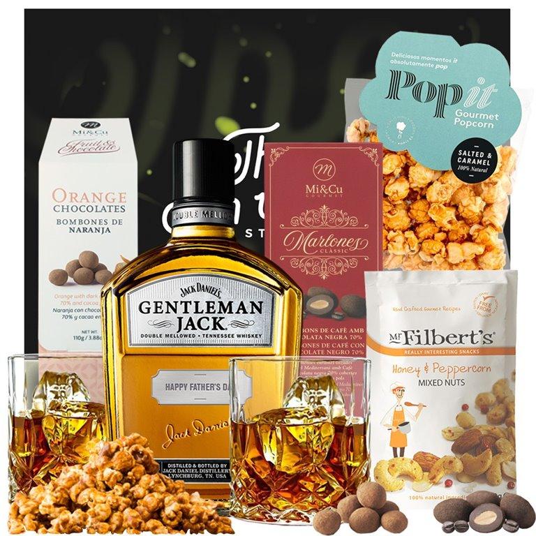 Gentleman Jack Daniel's Pack Regalo