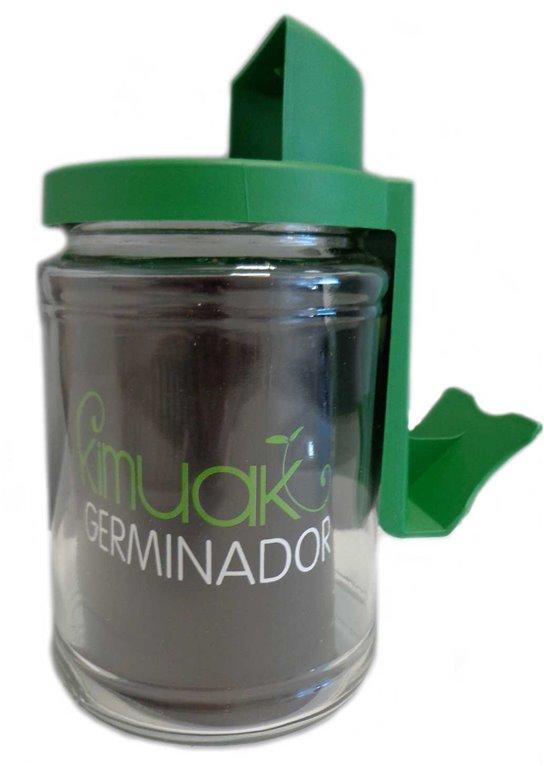 Germinador Frasco, 100 gr