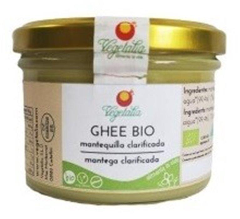 Mantequilla Clarificada Ghee Bio 220g