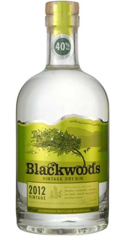 Gin Blackwoods Vintage, 1 ud