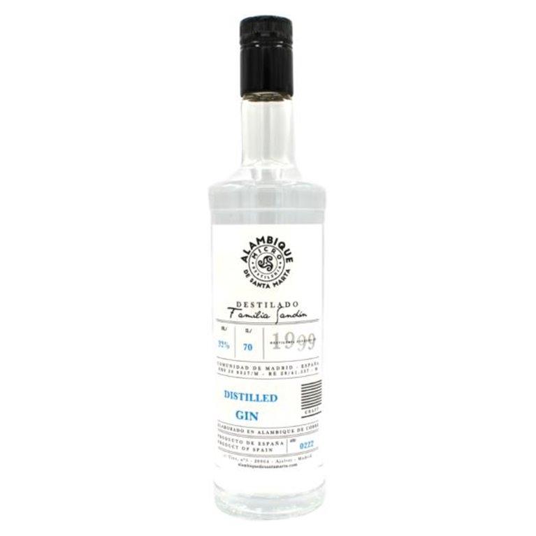 GIN – Distilled – 70 cl.