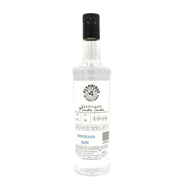 GIN – Distilled – 70 cl.