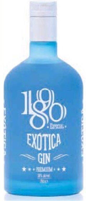 Gin Exótica 1890
