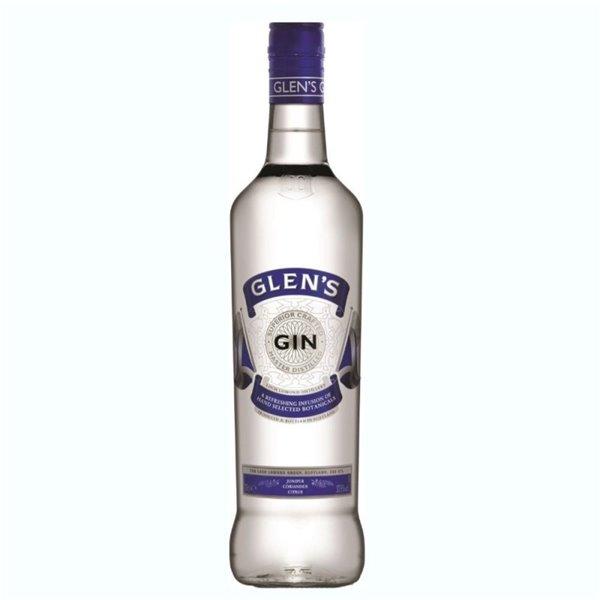 GIN GLENS (GIN) 0.70 L.
